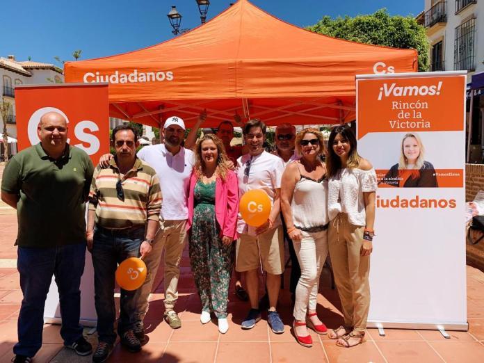 Ciudadanos lleva en Rincón un programa realista y regenerador para el municipio