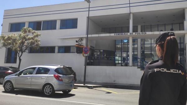 Comisaría de Policía en Marbella /POLICIA NACIONAL.