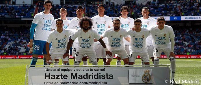 El Real Madrid se recupera y gana frente al Villarreal (3-2)