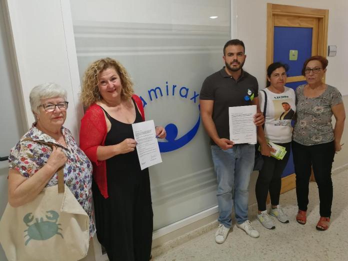 UCIN Rincón de la Victoria firma un acuerdo con AMIRAX para dotarles de los casi 139.000 euros que necesitan