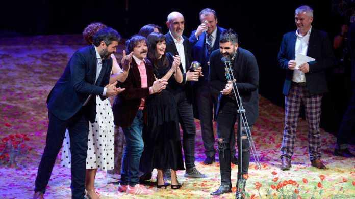 La danza a la maternidad de Rocío Molina triunfa en los Premios Max