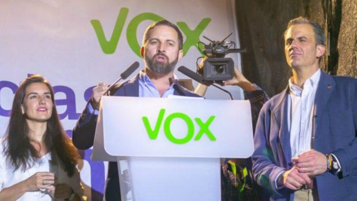 VOX suma ya 49.101 afiliados en cuota