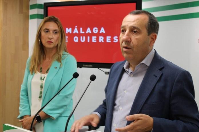 El PSOE destaca el refuerzo de policías en Málaga este verano con 142 agentes y más de 250 en prácticas