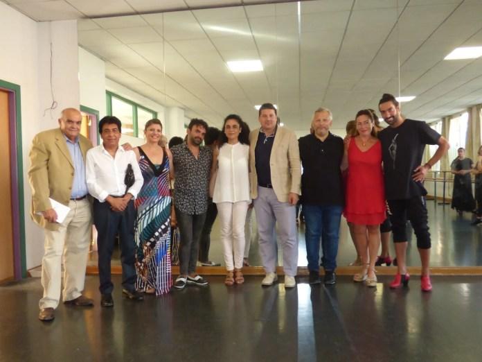 Francico Javier Oblaré, vicepresidente de la Diputación de Málaga, ha dado la bienvenida a los alumnos procedentes de distintos puntos de España y de otros países como Japón, Australia, Perú o Estados Unidos.
