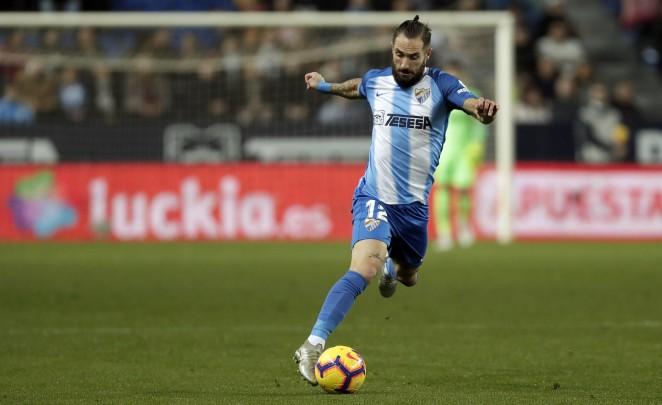 Cifu seguirá en el Málaga CF hasta 2022