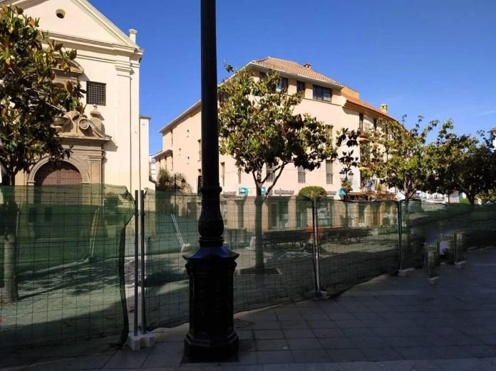 Quitar los magnolios de Las Carmelitas costará 200.000 euros y Moreno Ferrer decide no trasladarlos