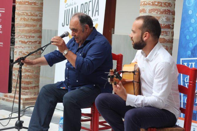Presentado 'El canario más sonoro', un disco homenaje a Juan Breva