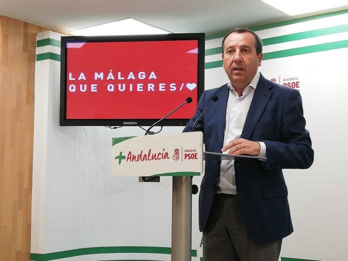El PSOE denuncia que el plan de choque por la dependencia de PP y Cs en Andalucía es un «auténtico fracaso» en la provincia