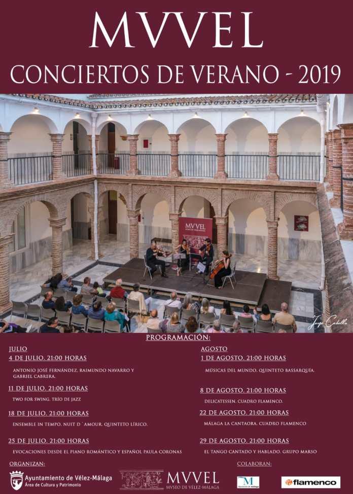 Vélez-Málaga vuelve a ser referente cultural por la calidad de su programación