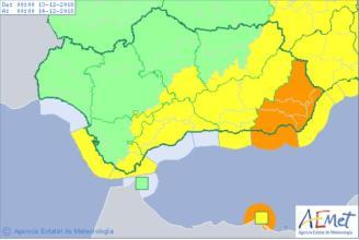 Málaga estará esta tarde en alerta amarilla por calor