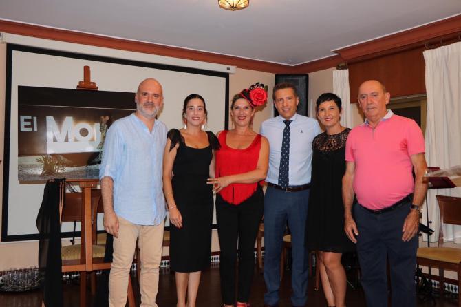 La obra de Susana Bautista anuncia la Feria de El Morche