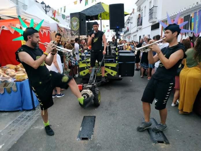 Arranca el XIV Festival Frigiliana 3 Culturas