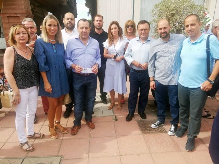 El PSOE de Málaga defenderá en el Parlamento de Andalucía a las trabajadoras la escuela infantil de Torrox perjudicadas por la gestión de PP y Cs