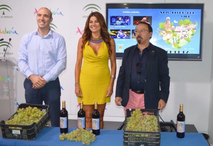 Cómpeta celebra el jueves  su tradicional y señera Noche del Vino, con la vendimia, la gastronomía y el flamenco como protagonistas