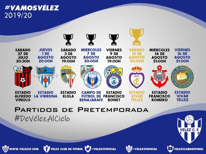 Vélez CF – CD El Ejido