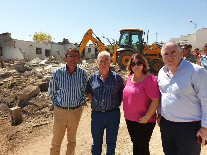La Diputación ofrece su colaboración a los municipios afectados por los tornados y el granizo