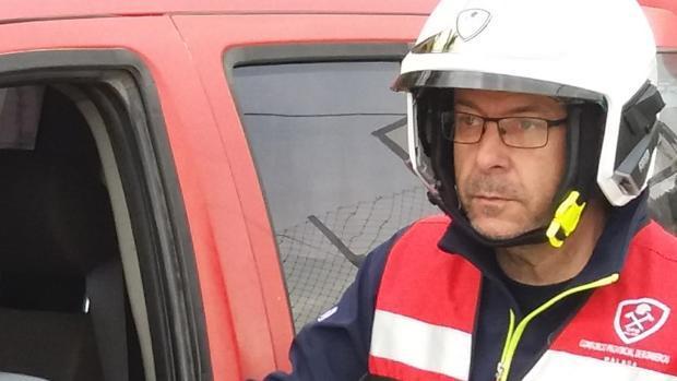 Cesan al jefe de los bomberos en el rescate de Julen en Totalán