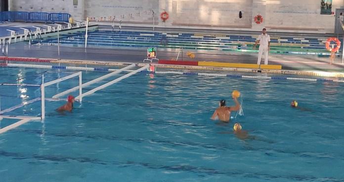 Waterpolo Málaga logra un doble triunfo en el debut de la Copa Andalucía