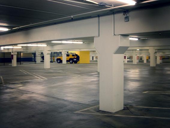 Estacionar en el aeropuerto de Málaga