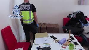 La Policía Nacional interviene casi 700 kilos de cocaína y desmantela una organización dedicada al tráfico de drogas a nivel internacional