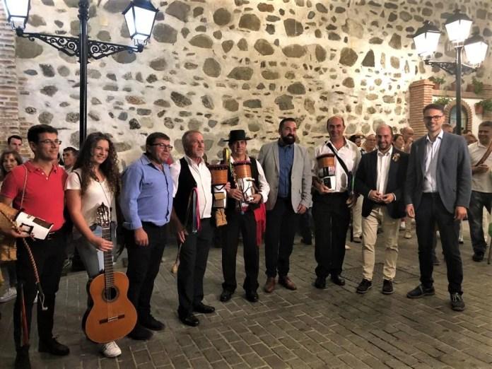 El Borge brilla en el X Festival de Verdiales 'Villa de la Pasa'
