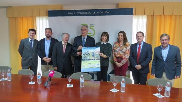 La Diputación de Málaga colabora con la segunda Carrera Solidaria de Empresas contra el Cáncer