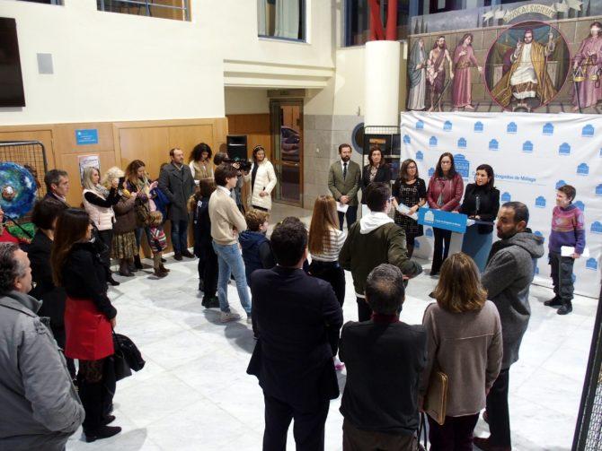 El Colegio de Abogados de Málaga celebra el Día Internacional de los Derechos del Niño