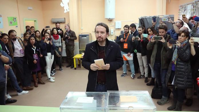 Pablo Iglesias: «Hoy cualquier ciudadano tiene el mismo poder que un multimillonario»