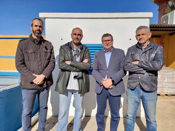 Vélez-Málaga pone en funcionamiento una nueva planta para paliar los efectos de la incrustabilidad del agua