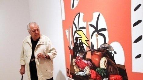 Iniciada una campaña de recogida de firmas para que la obra del artista Eugenio Chicano tenga un Museo en Málaga