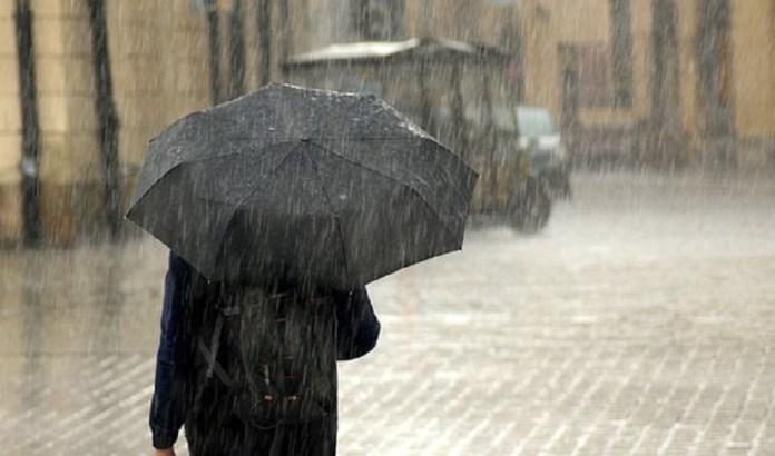 Alerta naranja en la Axarquía por lluvias, vientos y fenómenos costeros