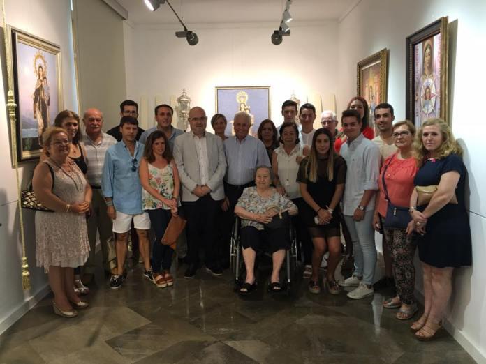El Pleno propondrá la imposición de la Medalla de Oro de Vélez-Málaga a la Virgen del Carmen de Torre del Mar
