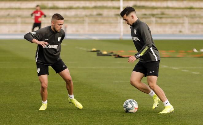 Los canteranos blanquiazules han sido reclamados por la Selección Española para el duelo ante los azzurri del próximo 15 de enero.