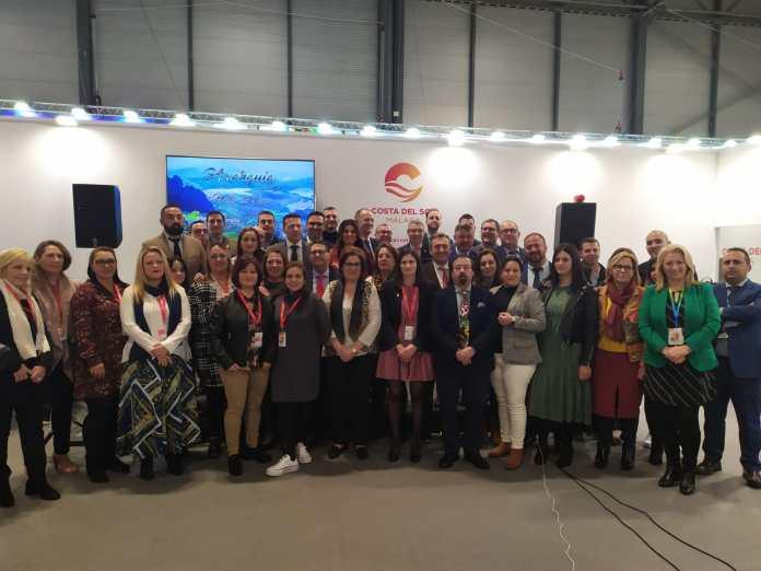 La Axarquía expresa en FITUR su firme apuesta por el turismo cinematográfico
