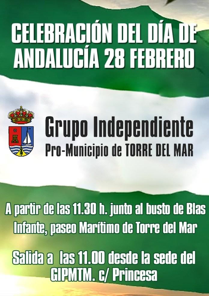 El GIPMTM celebrará este viernes el Día de Andalucía con la lectura de un manifiesto junto a los bustos de Blas Infante y José Antonio Gallego
