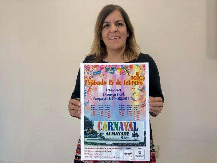 Almayate presenta el programa de su Carnaval, con 21 premios de disfraces en distintas categorías