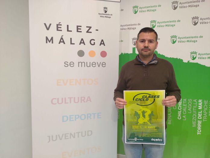 El Ayuntamiento de Vélez-Málaga incorpora clases de Ciclo Indoor a su oferta deportiva municipal