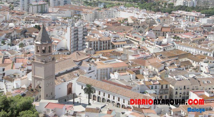 Vélez-Málaga marca el récord nacional de altas temperaturas con 45,7 grados