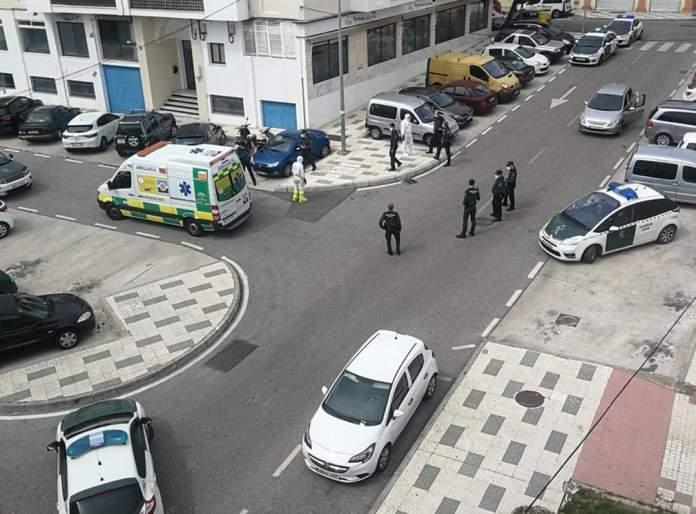 Detienen en Nerja a un hombre que escapó de un centro médico de Madrid con coronavirus