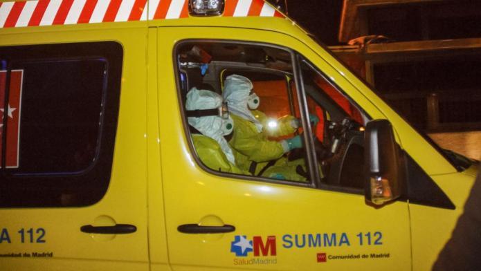 Mueren 17 ancianos con coronavirus y hay al menos 75 contagios en una residencia de mayores en Madrid