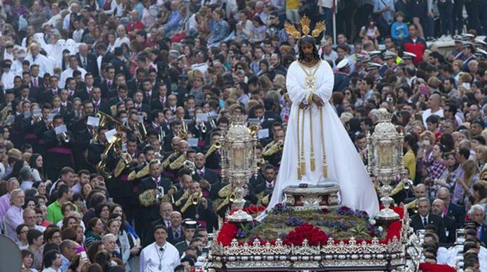 Málaga suspende las procesiones de Semana Santa por el coronavirus