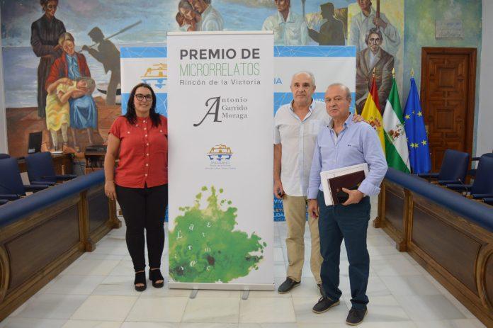 La jienense Juana de Dios Peragón gana el II Premio de Microrrelato en memoria de Antonio Garrido Moraga de Rincón de la Victoria