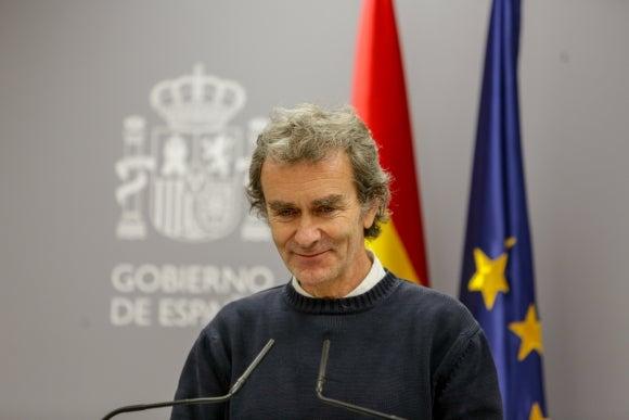 La cifra de fallecidos diarios en España cae hasta 59, la más baja en más de dos meses