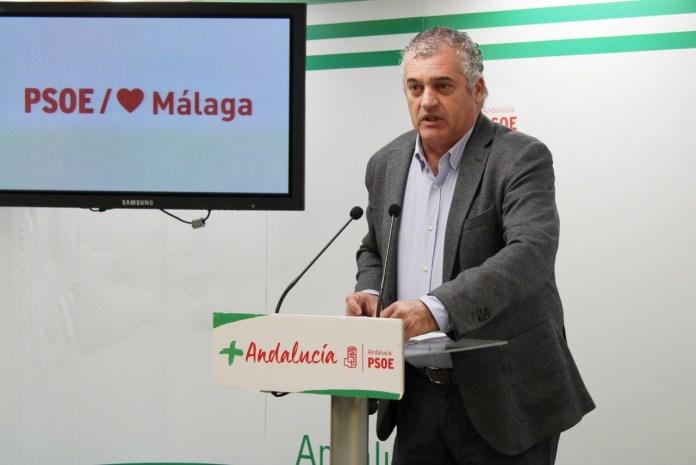 El PSOE de Málaga culpa al gobierno andaluz de derechas del retraso en la tramitación de los ERTEs en Andalucía
