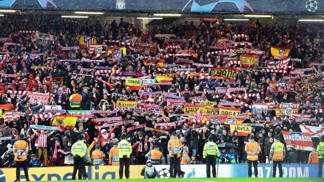 Un estudio afirma que el Liverpool-Atlético provocó 41 muertes por coronavirus
