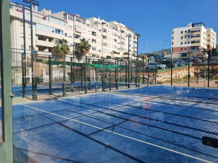Infraestructuras dota de una edificación de servicios a las instalaciones deportivas de Los Almendros de Rincón de la Victoria