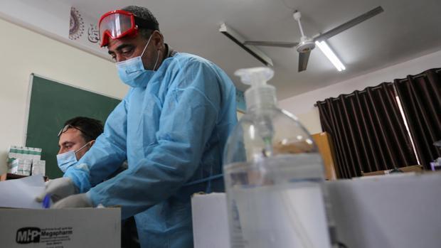 Sanidad notifica 1.690 nuevos contagios de coronavirus en las últimas 24 horas