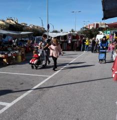 El Ayuntamiento de Rincón de la Victoria procede a la reapertura de los mercadillos municipales bajo las medidas de seguridad por COVID-19