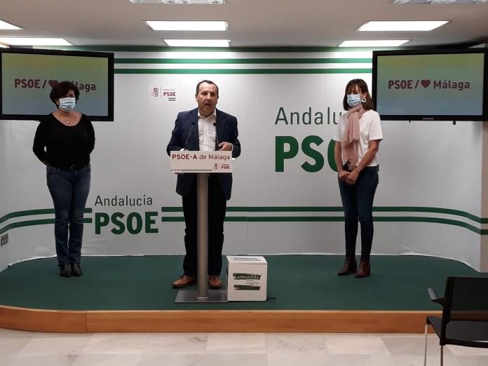 El PSOE destaca que alrededor de 75.000 malagueños podrán beneficiarse del Ingreso Mínimo Vital aprobado por el Gobierno de Pedro Sánchez