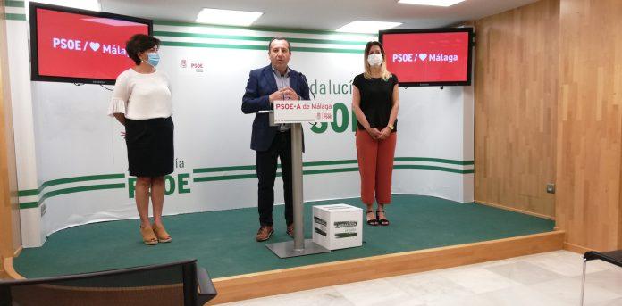 El PSOE hace un llamamiento a los diputados del PP por Málaga para que arrimen el hombro en la tramitación de los Presupuestos Generales del Estado